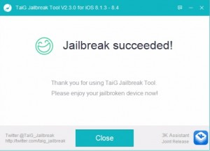 6.Jailbreak succeeded!