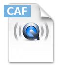 cafファイル
