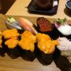 寿司ネタはやっぱり「ウニ」がメイン!
